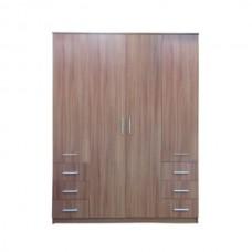 Шкаф 4-х дверный 6 - ящиков